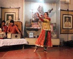 Classical Music and Dance in Varanasi tour