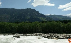 4 Nights 5 Days Manali Honeymoon Package
