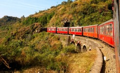 Rural Train Journey And Stay At Heritage Haveli