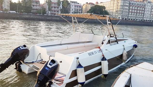 Elephanta Island Tour by Luxury Speed boat