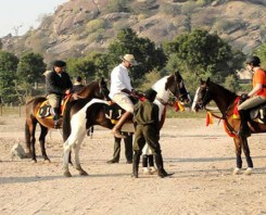 Horse Riding Experience In The Countryside