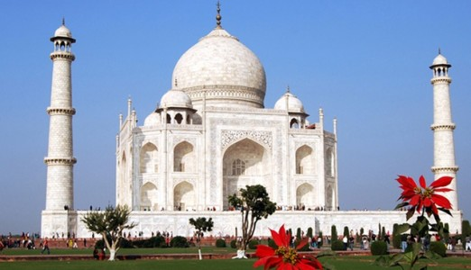 How To Reach Taj Mahal