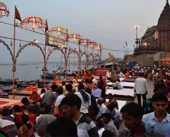 Morning Aarti With Private City Tour Of Varanasi