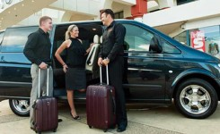 booking of airport transfer service