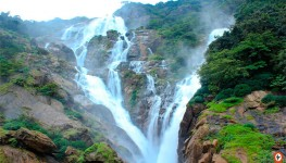 Full Day Trip To Dudhsagar Falls