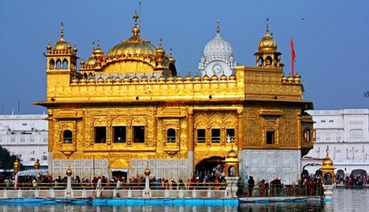 How To Reach Golden Temple By Train