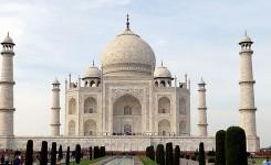 Visit to Taj Mahal Agra