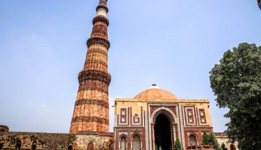 FAQ - Qutub Minar