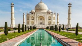 Taj Mahal Tour including entry Fee