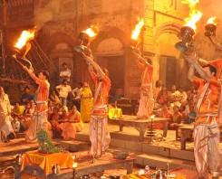 Ganga Arti Tour Varanasi