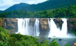 Athirapally waterfall Tou