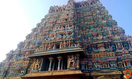 6 days South India Unesco heritage temples tour of Tamilnadu