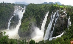 Private full day excursion to Shivanasamudra waterfalls and Somnathpur Talakadu with Lunch