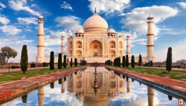 Private Same Day Trip To Taj Mahal
