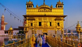 2 Days Private Golden Temple Amritsar Tour with Beating Retreat ceremony package