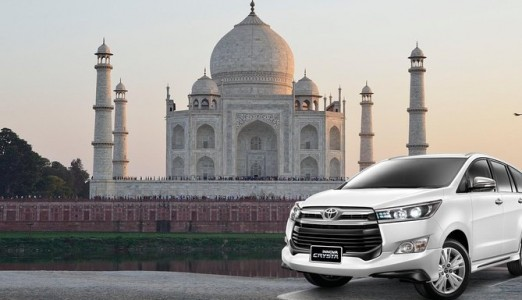 How To Reach Taj Mahal By Road