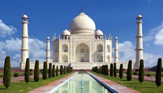 How To Reach Taj Mahal By Air