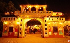 3 Days Jaipur City Tour with Chokhi Dhani and Jaipur Excursion