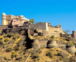 Private Tour Of Kumbhalgarh Fort With Lunch