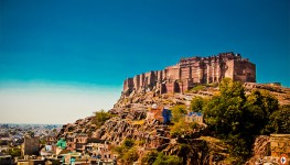 Half Day Private Tour Of Mehrangarh Fort