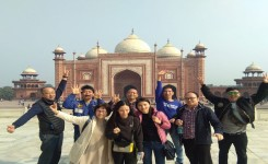 2 day trip to Taj Mahal from Jaipur