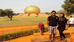 2 Days Private Auroville And Pondicherry Tour