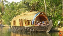 Kerala Houseboat Day Cruise in Alleppey