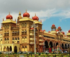 same day Mysore tour package from Bangalore - Mysore palace