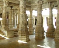 Half day Excursion of Ranakpur Jain Temple Seven Wonders of India