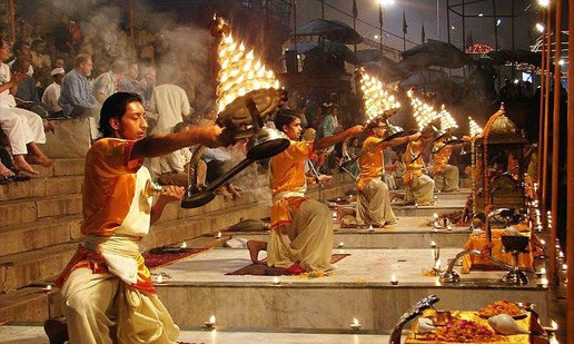 Full Day Private Varanasi and Sarnath Tour with Evening Ganga Aarti