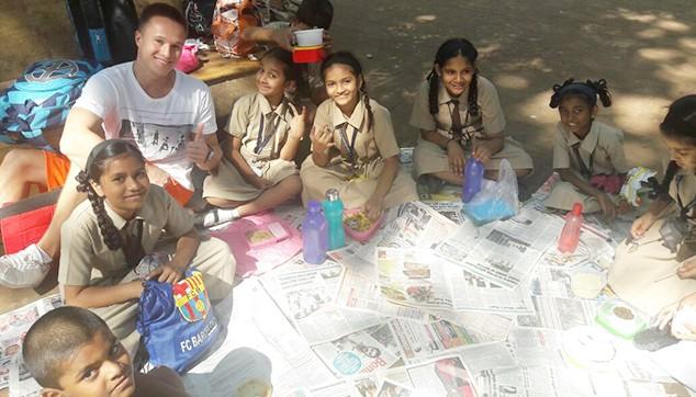 slum tour in Mumbai