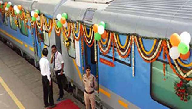 journeys on Indian Railways