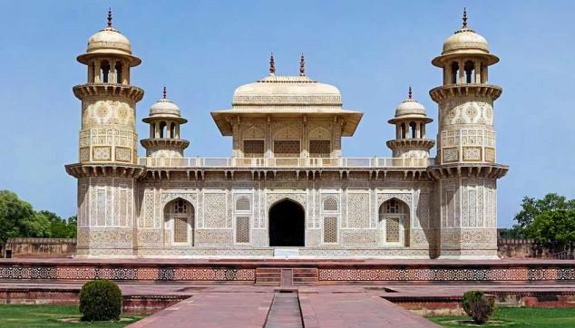 Visit Tomb of Itmad-ud-Daula - indiator