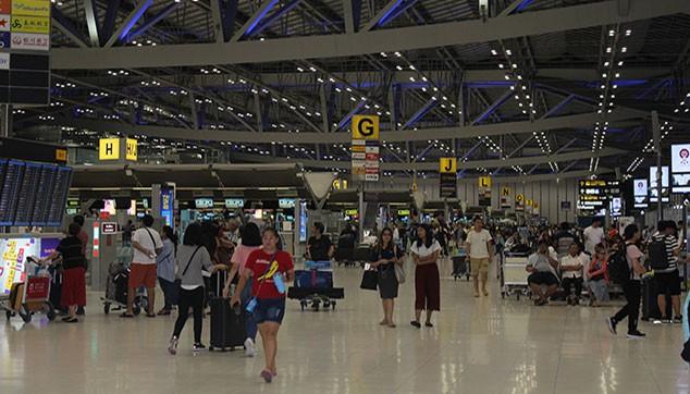 private Bangkok airport transfer