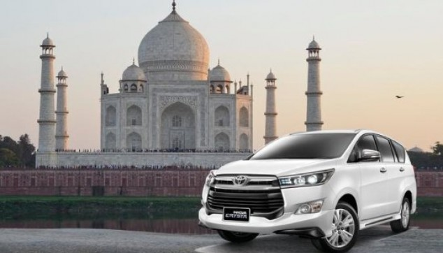 Private Transfer Agra to New Delhi