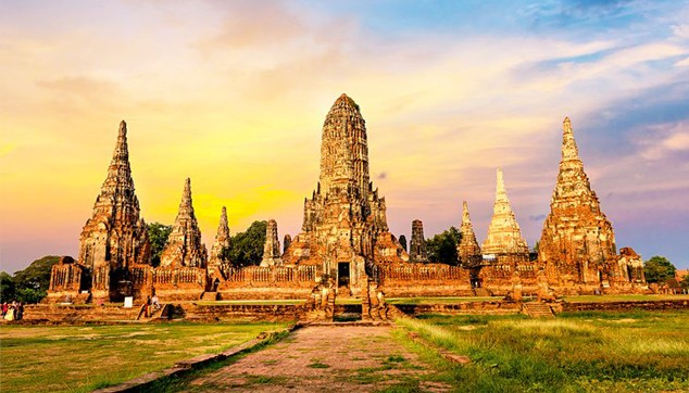 Bangkok-Pattaya tour