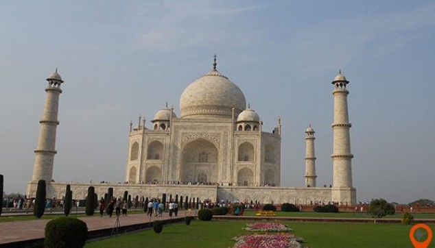 beauty of the world- Taj Mahal
