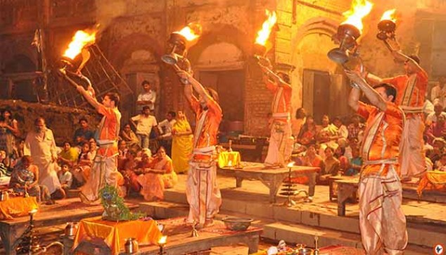 varanasi evening Aarti tour
