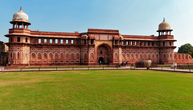 Agra Fort Tour - indiator