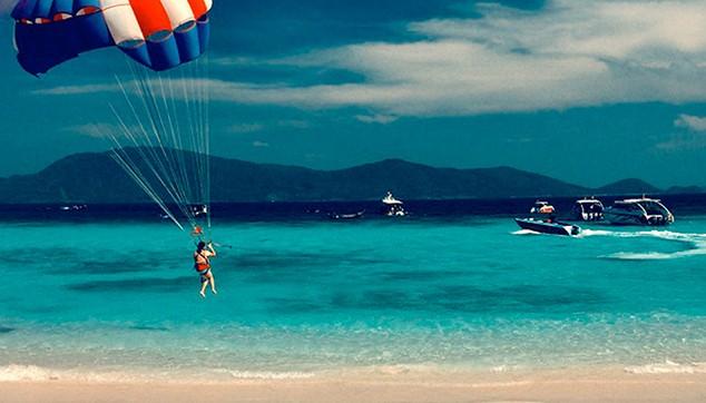 Relaxing Phuket & Krabi With Flights 6 Days