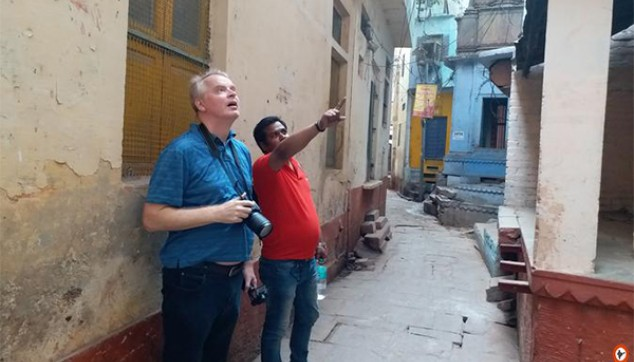 Walk Through The Ancient Lanes Of Varanasi