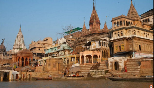 Boat Ride and Yoga in Varanasi tour package