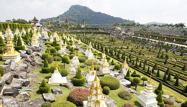 travel destinations in Thailand