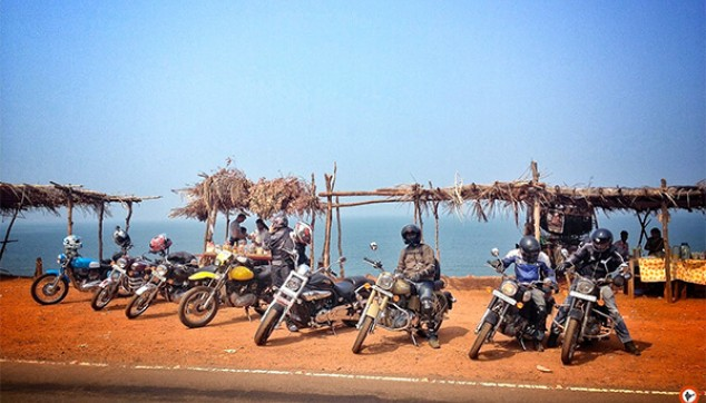 Motorbike Experience In North Goa