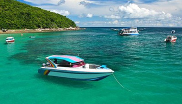 Coral Island Half-day Tour From Pattaya With Lunch