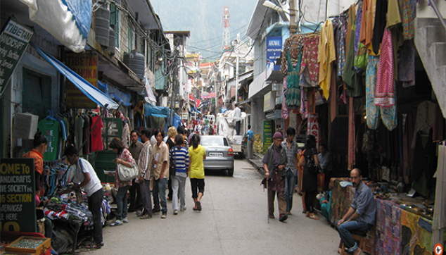 Dharamshala With Local Tour Masrur Temple