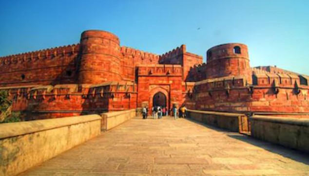 Visit Red Fort - indiator