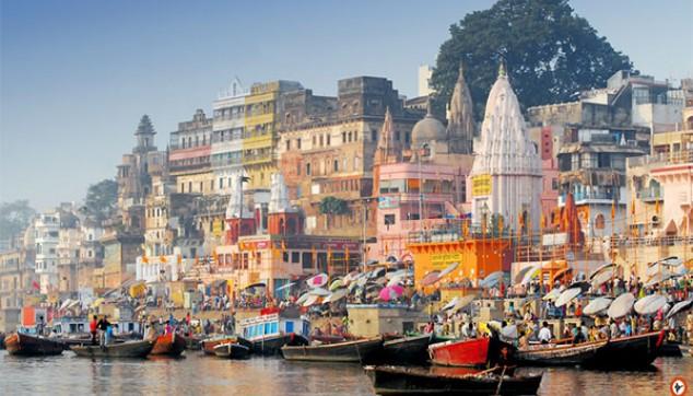 Boat Ride in Varanasi