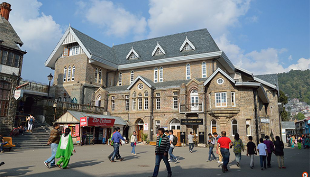 Shimla Tour Package by indiator