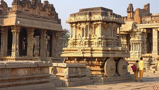 Goa To Hampi Tour